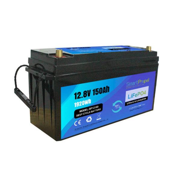 12V 150Ah battery pack
