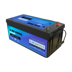 12V 200AH lithium battery for energy storage