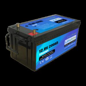 12V 200Ah lithium battery