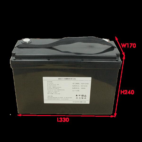 12V100Ah Battery