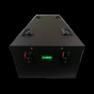 144V 100AH EV Lithium Battery