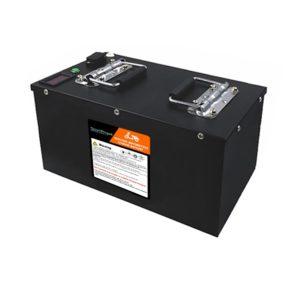 60V 30AH Motorcycle lithium battery