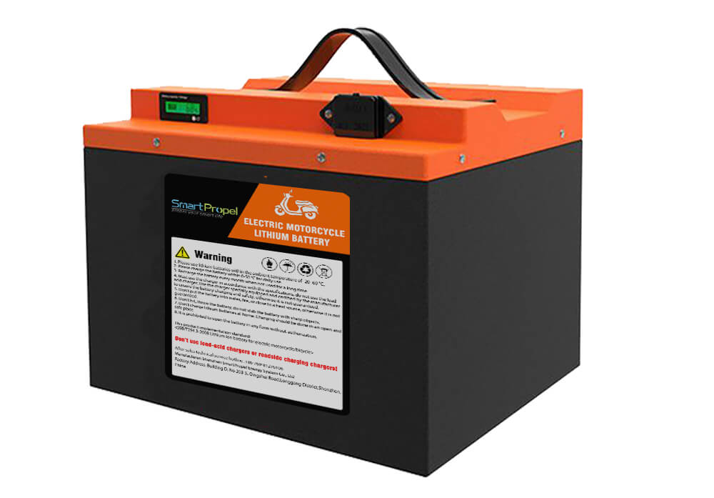 Motorcycle Lithium Battery Details