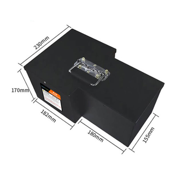 60V lithium motorcycle battery