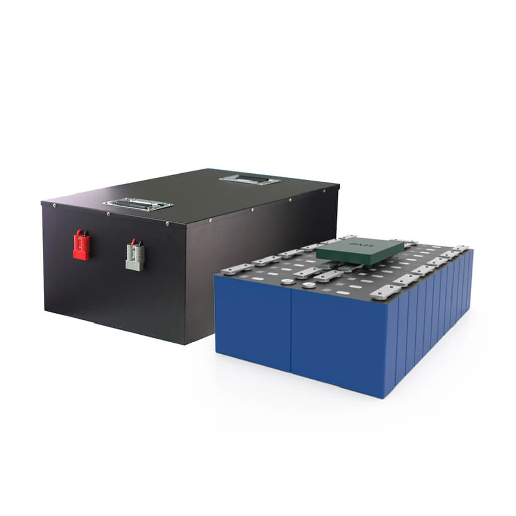 squre-alluminum-cell-battery-pack-internal-structure-