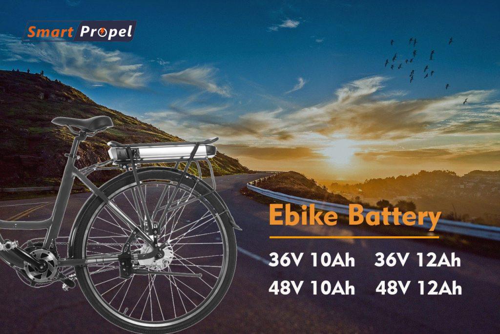 Ebike lithium battery pack