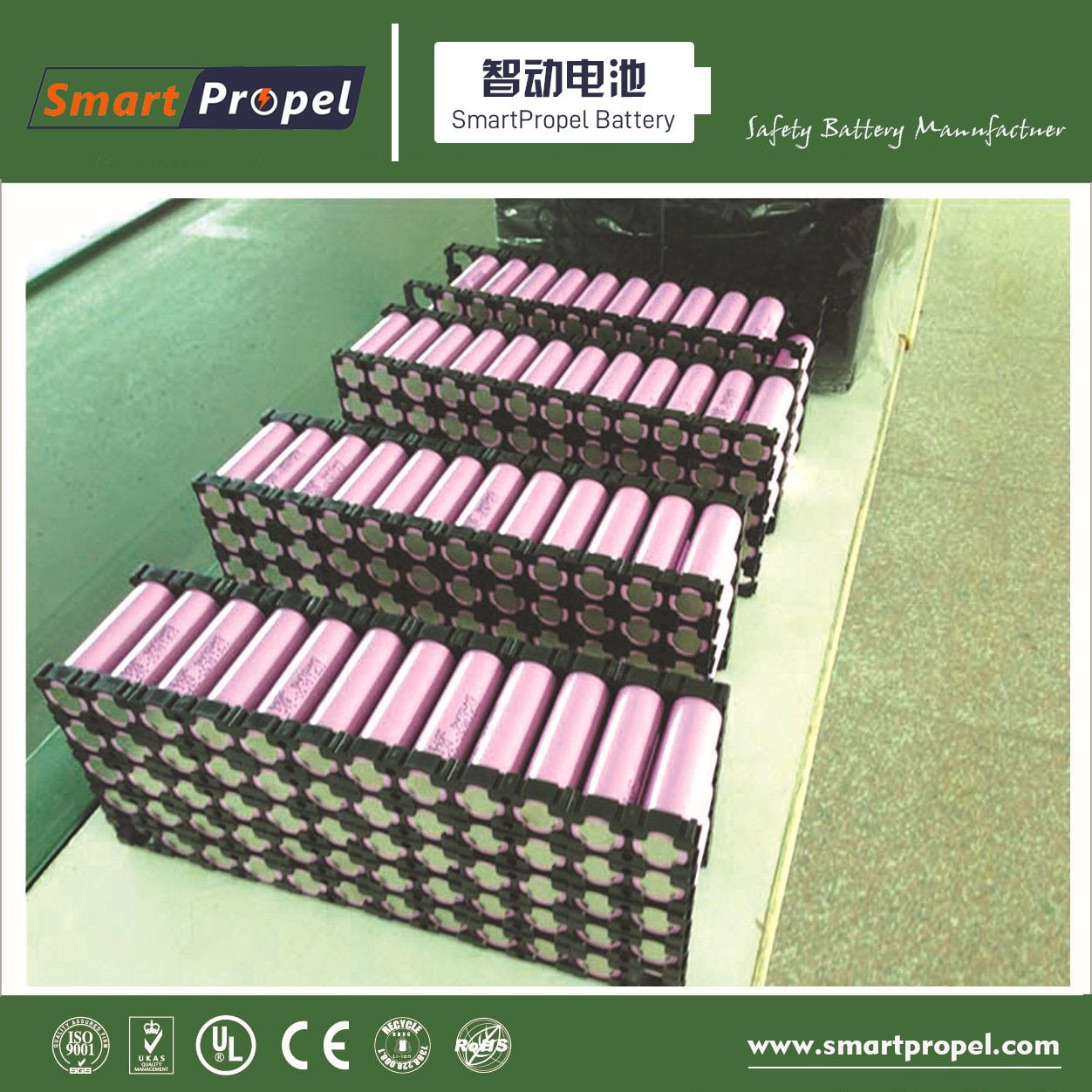 SmartPropel-Battery