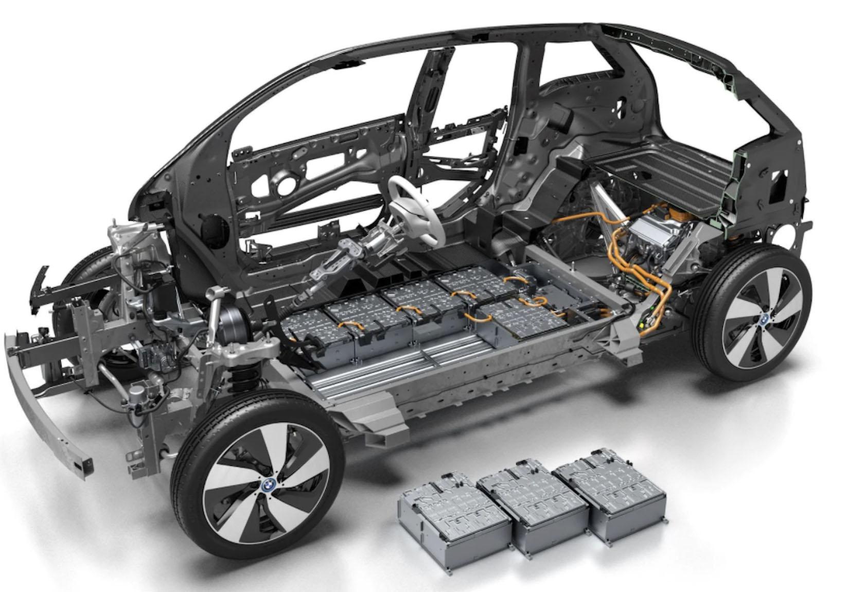 EV Lithium Battery Pack
