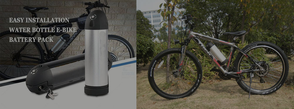 Electric bicycle Battery Bottle Type