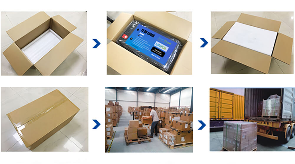 Lithium Battery Ready to ship