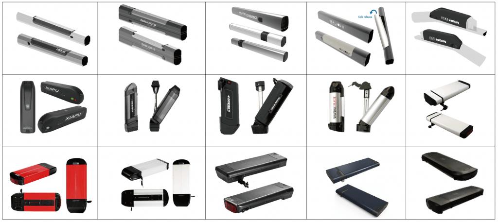 More Ebike Battery Models1