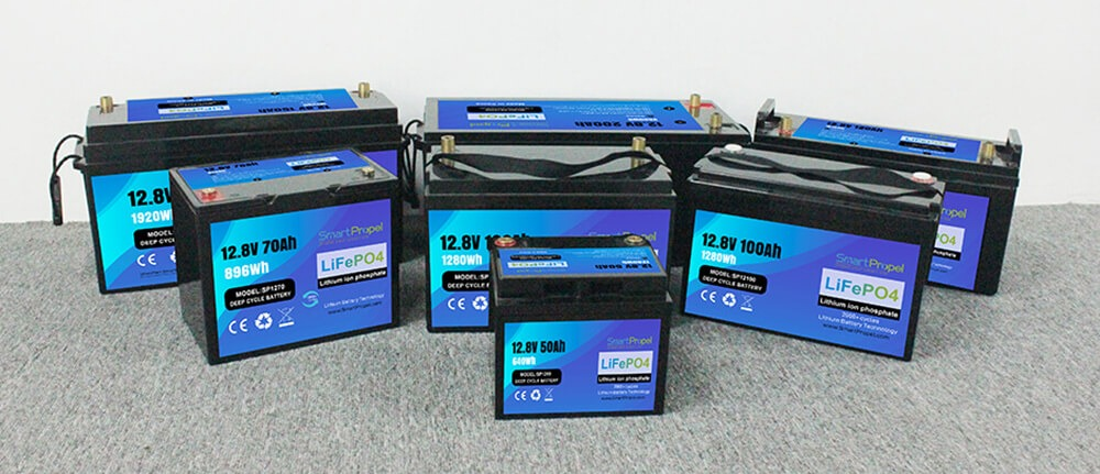 More Energy Lithium Battery Pack