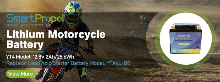 motorcycle starter battery comprehensive