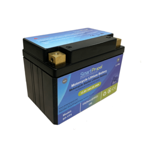 YT4 motorcycle starter battery