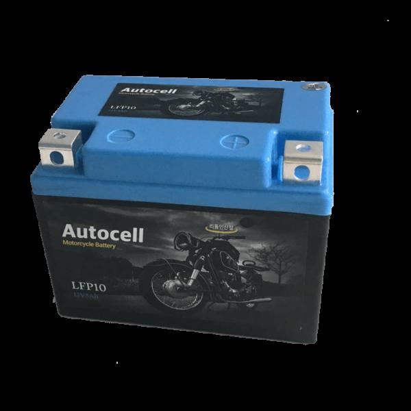 Motorcycle Starter Battery
