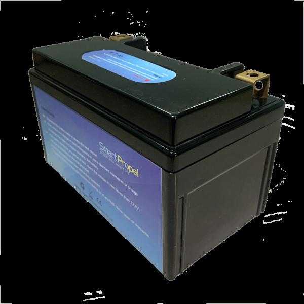 YT7 starter battery image