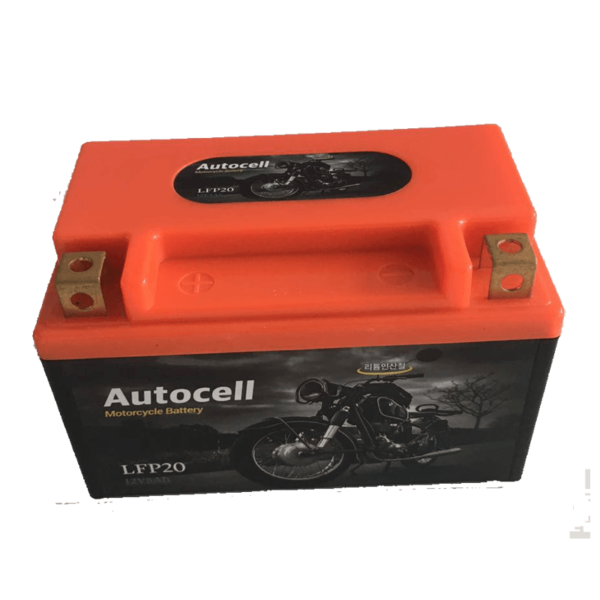 Motorcycle Starter Battery / Lithium Starter Battery