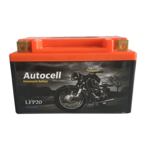 Motorcycle Starter battery