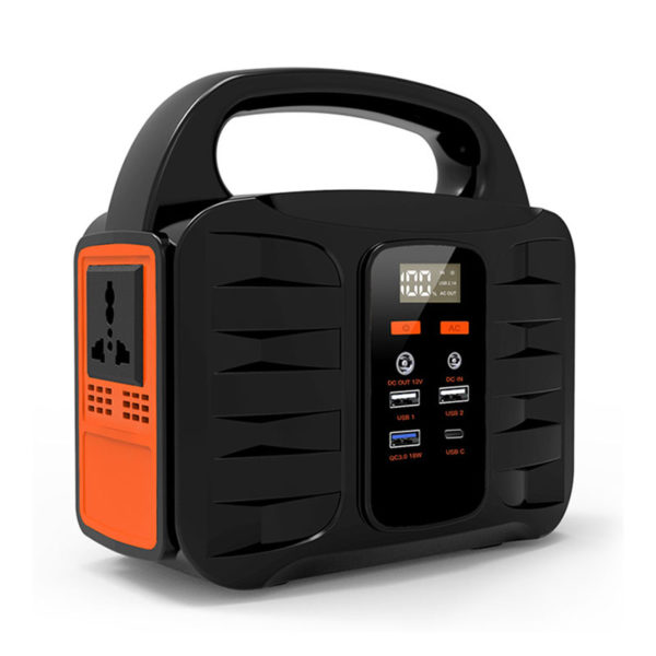 portable outdoor power supply
