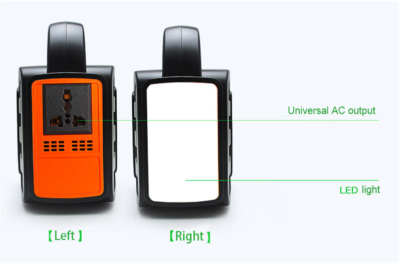portable power supply product introduction