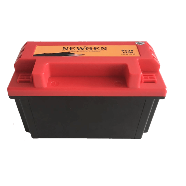 starter battery for motorcycle