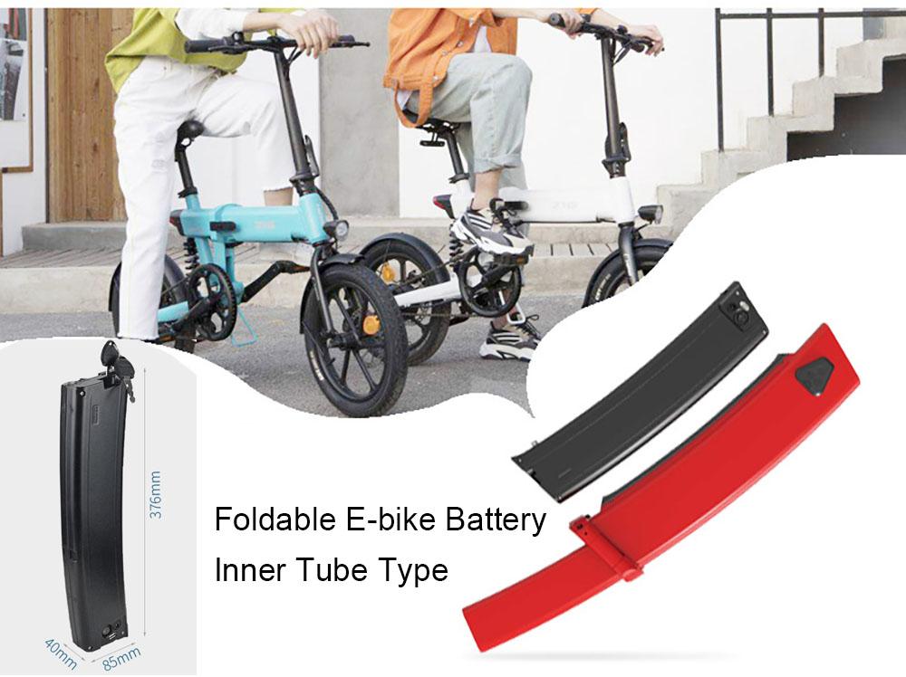 Scimitar Electric bike HiddenLithium Battery Application