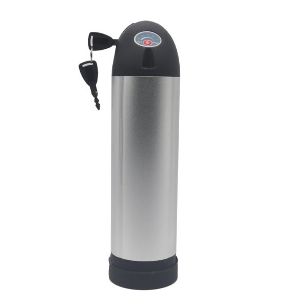 Water Bottle Type Ebike Lithium Battery
