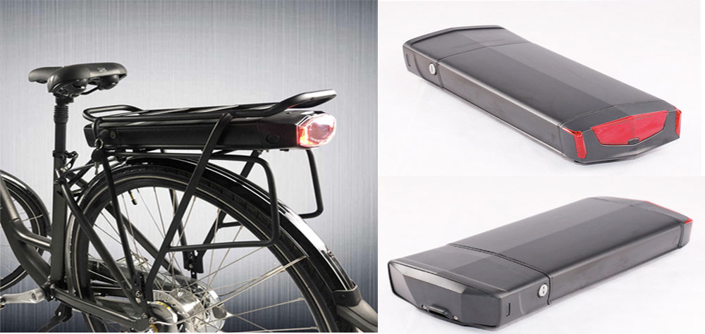Electric Bicycle Lithium Battery Application