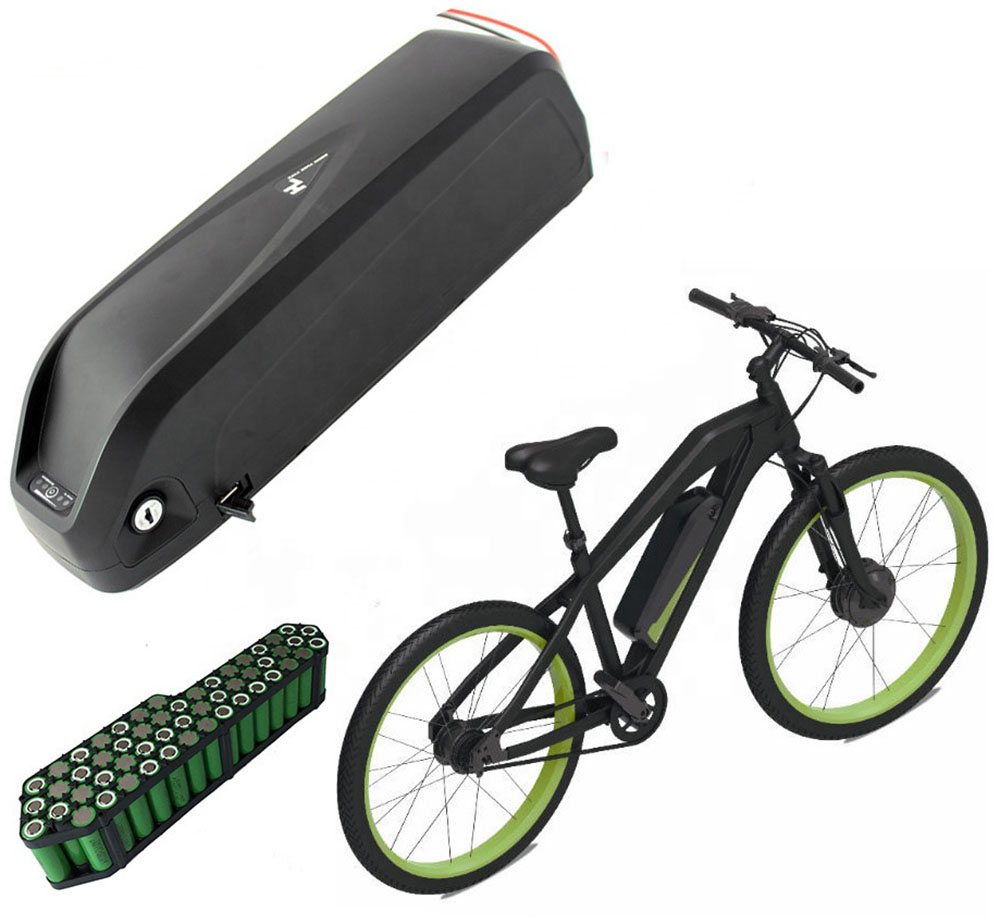 Hailong Type Ebike Lithium Battery Instructure