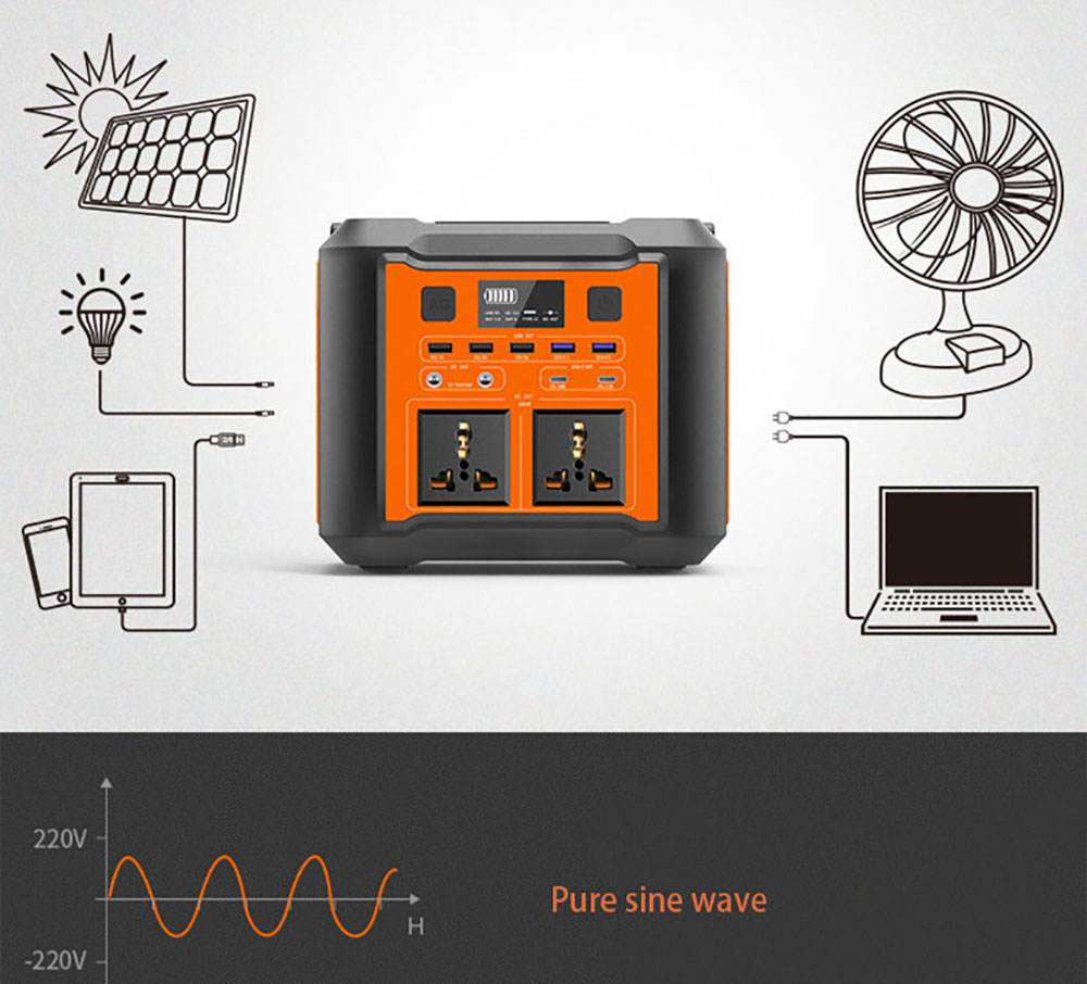 T300 UPS portable power bank