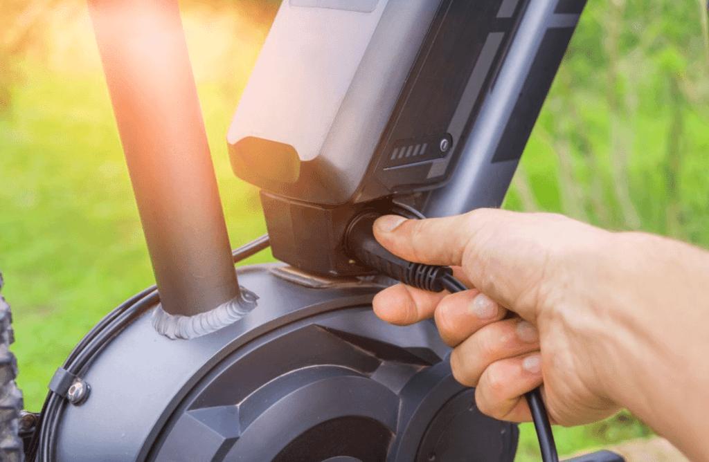 Charge Ebike Battery