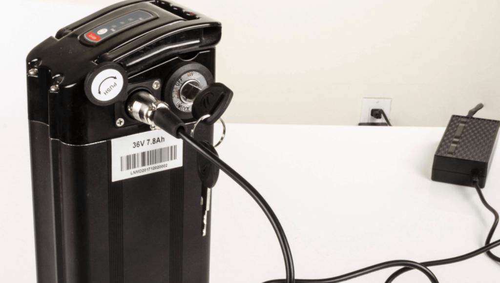 EBike Battery Charge