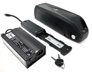 Ebike Battery and Charger
