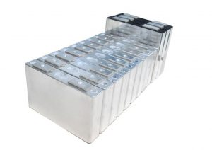 prismatic cell battery pack