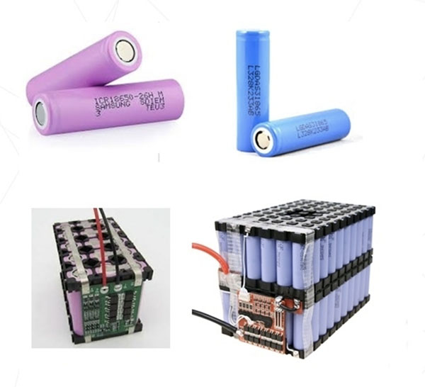Lithium battery cell pack 1