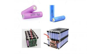 lithium battery cell pack