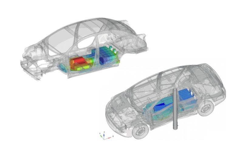EV battery energy density