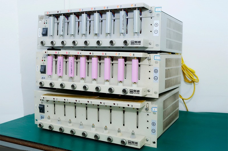Lithium Battery Tester