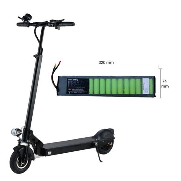 36V Escooter battery