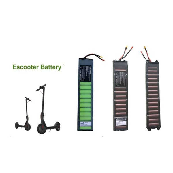 Escooter Lithium battery