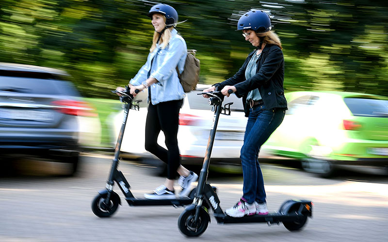 Electric Scooter Lithium Battery