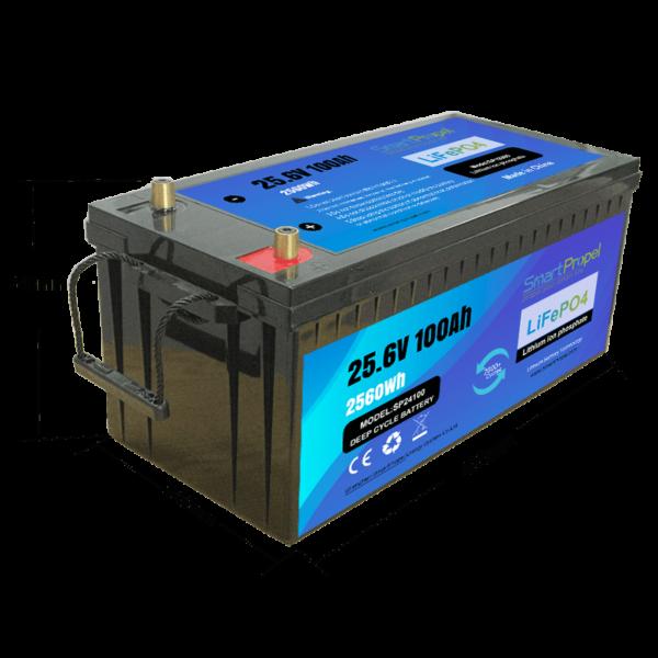 24V 100Ah battery pack